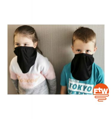 Micro Snood - Covid-19 - Kids